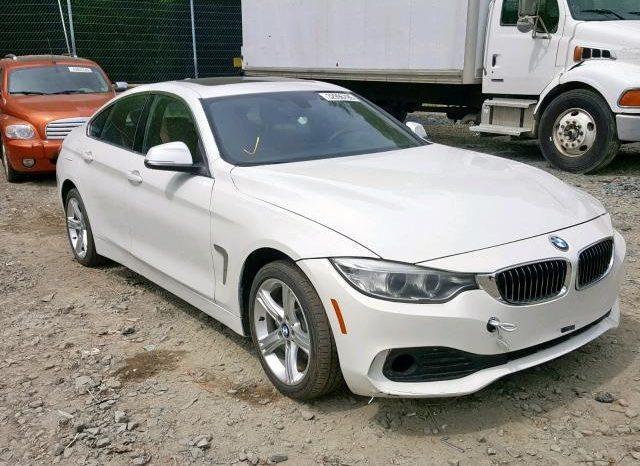 2017 BMW 428