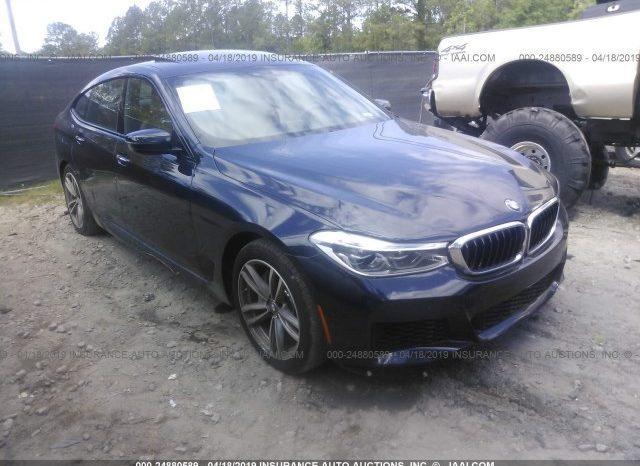 2018 BMW 640