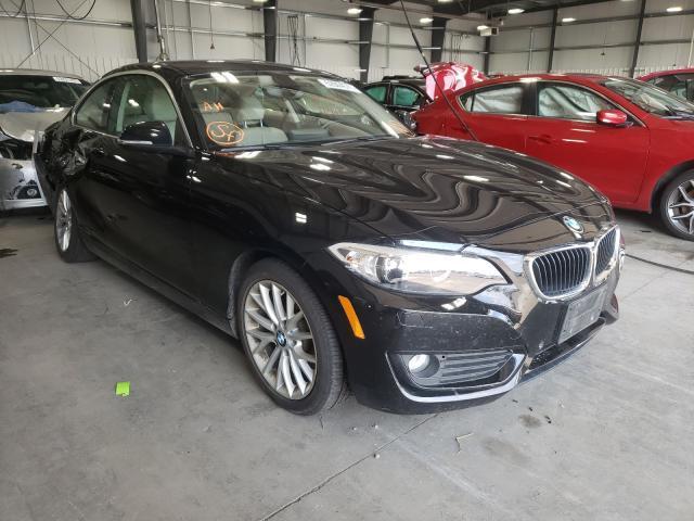 2015 BMW 228 XI SULEV
