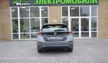 Leaf S 40kwt Grey 2018 full