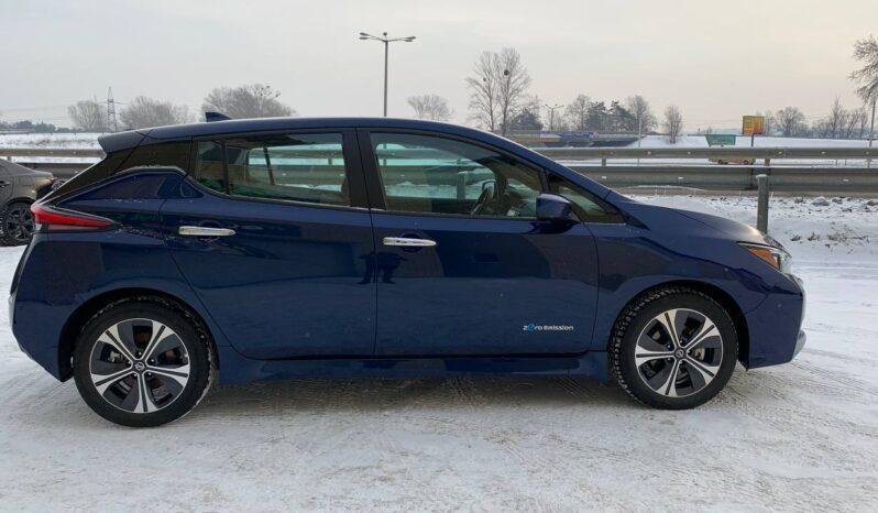 NISSAN LEAF SV PLUS (62 kWt) 2019 full
